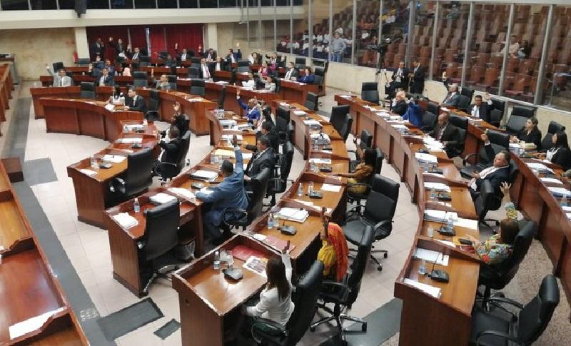 Pleno aprueba uso del Fondo de Ahorro de Panamá para afrontar crisis sanitaria
