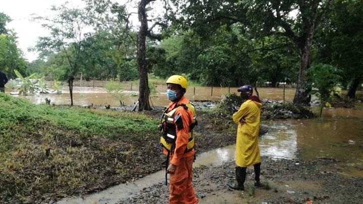 Estragos en Chepo tras fuertes lluvias