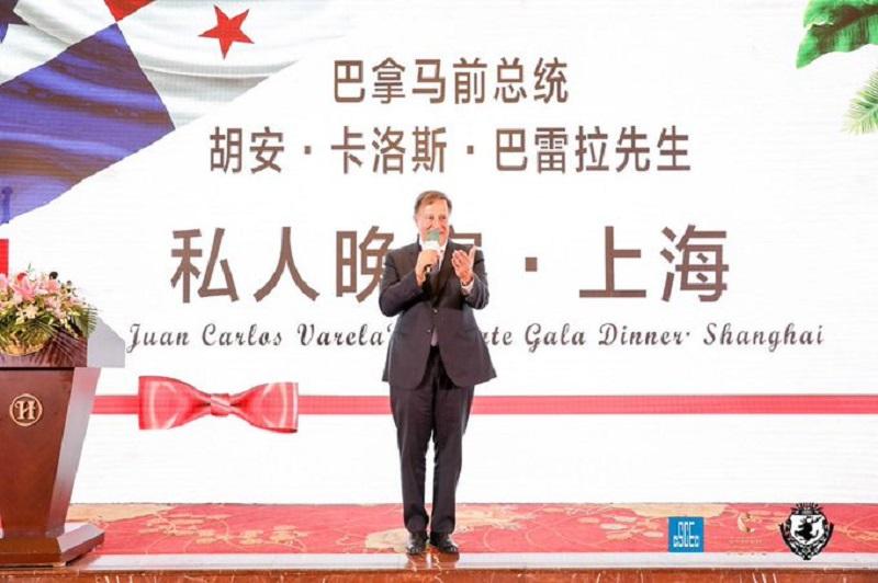 Varela reacciona al escándalo Varelaleaks en medio de gira por China