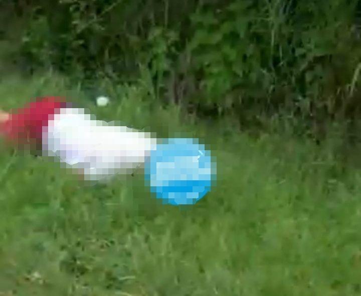 Encuentran hombre sin vida a orillas de carretera en Cerro Azul