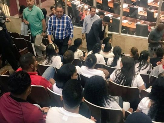 Pospuestas consultas ciudadanas en la Asamblea sobre reformas este 28 de noviembre