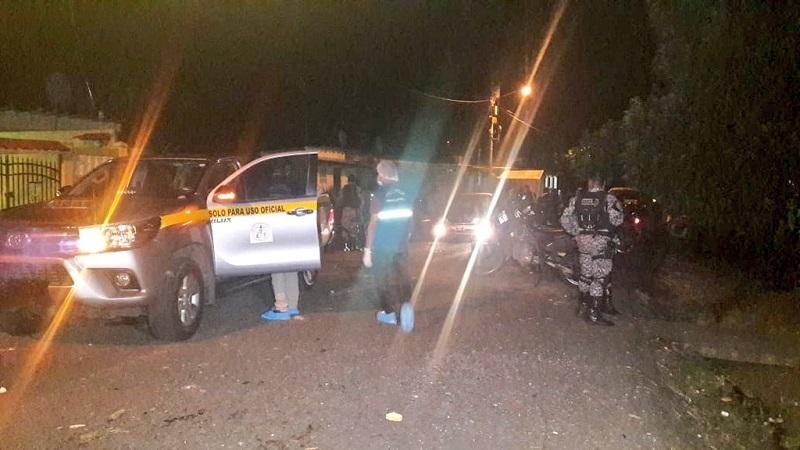 Policía frustra ataque con arma de Fuego en La Playita de Colón