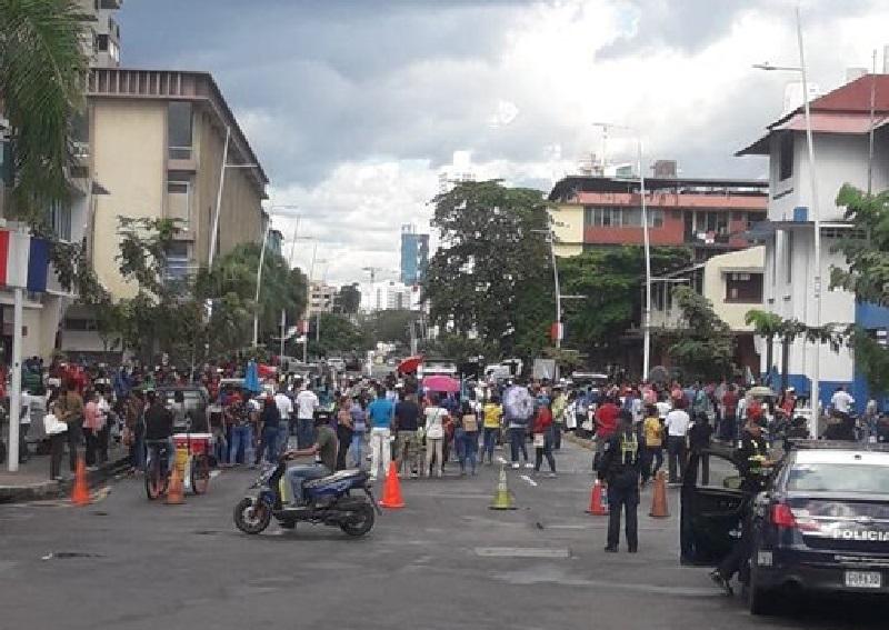 Migración: extranjeros deben abstenerse a participar en protestas y manifestaciones