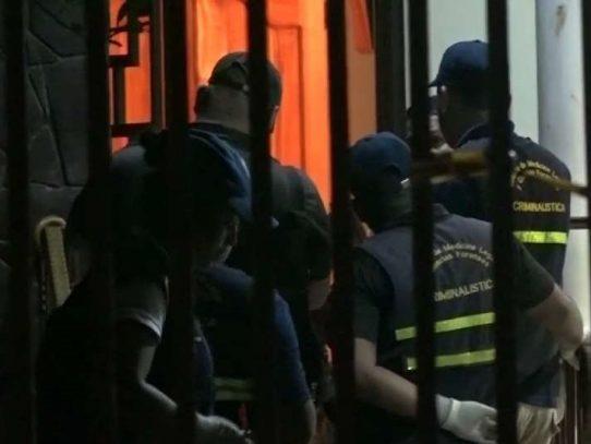 Hombre es asesinado al defender a su hijo en un intento de asalto en La Chorrera