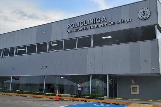 Inauguran nueva Policlínica Dr. Roberto Ramírez De Diego, en Chitré