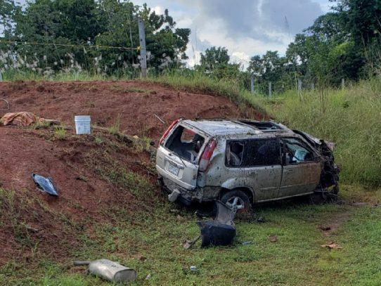 Muerto por accidente vehicular en el Corredor Norte