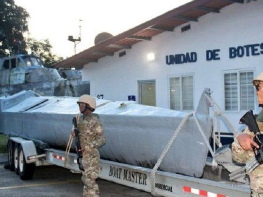 Incautan mil 234 paquetes de sustancia ilícita en Punta Burica