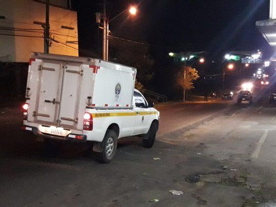 Hombre muere atropellado en David, Chiriquí