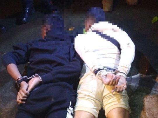 Capturan a secuestradores de taxista en Tocumen