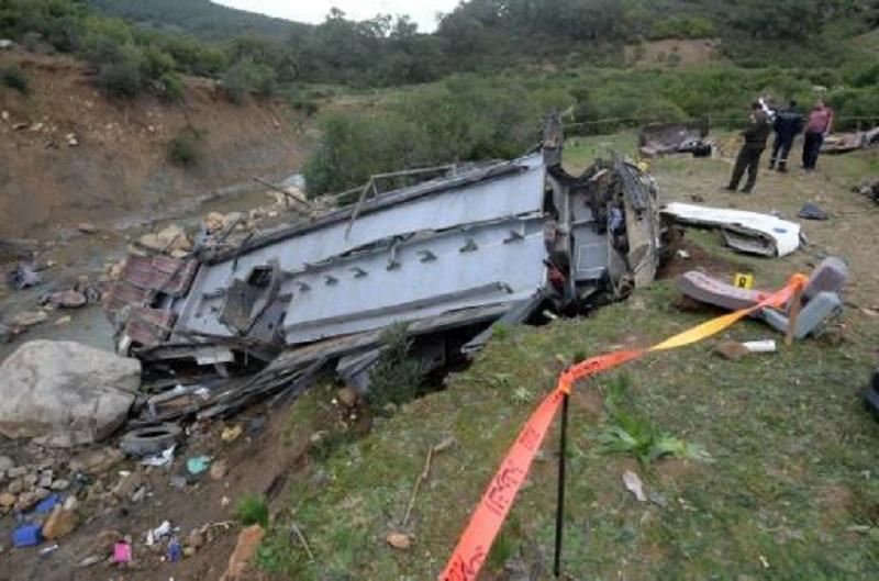 Mueren al menos 24 personas en un accidente de autobús en Túnez