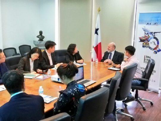 ZL de Colón firma acuerdo de cooperación con ZL de Chongqing