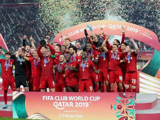 Liverpool sucede al Real Madrid como campeón del mundo
