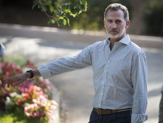 El rey de España en cuarentena luego de un contacto con persona que dio positivo a covid-19