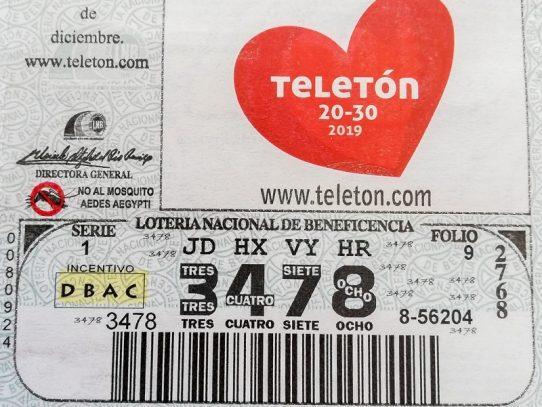Lotería Nacional aclara que este miércoles hay sorteo intermedio