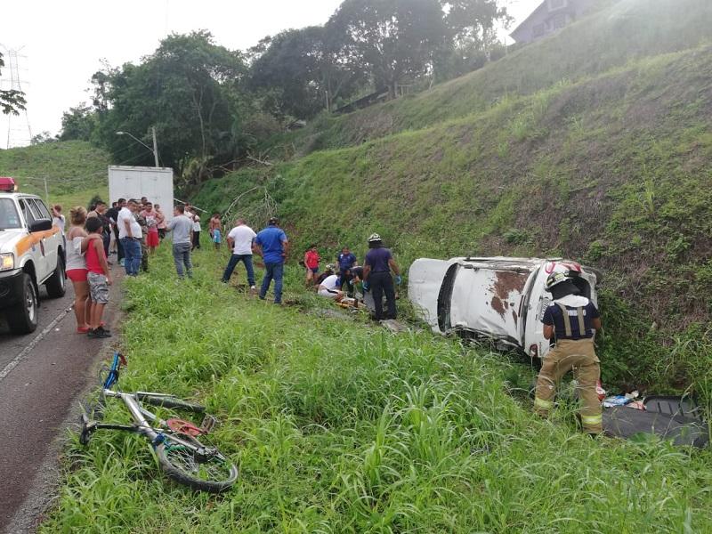 Muerto por accidente de tránsito en la provincia de Bocas del Toro
