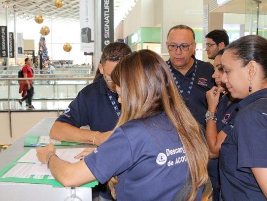 Acodeco presentó denuncias contra agentes económicos por impedir labor de funcionarios