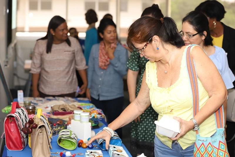 Emprendedoras panameñas miran hacia los mercados internacionales