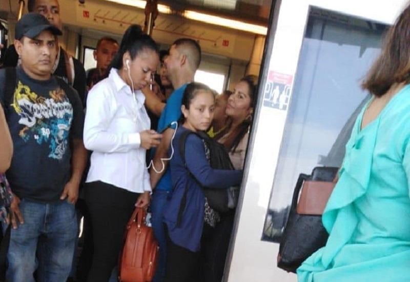 El Metro restablece sus servicios en todas las estaciones