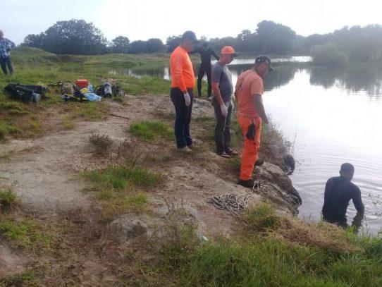 Encuentran cuerpo sin vida de menor de 16 años ahogado en La Chorrera