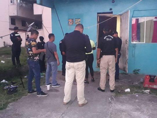 Ministerio Público y Policía realizan allanamientos en Colón