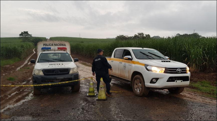Encuentran cadáver dentro de camioneta en El Higo de de Veraguas