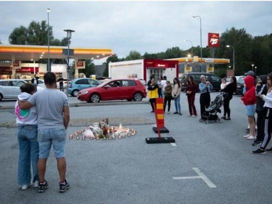 Conmoción en Suecia por muerte de niña de 12 años en tiroteo
