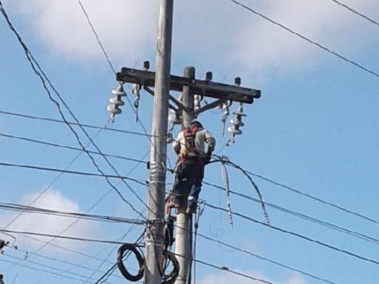 ENSA anuncia interrupciones de energía la próxima semana