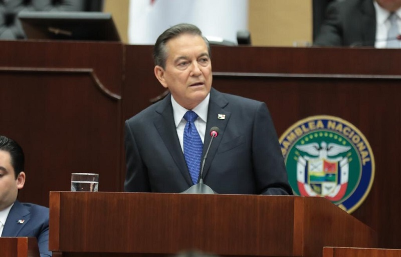 Presidente Cortizo participa en toma de posesión de presidente de Guatemala