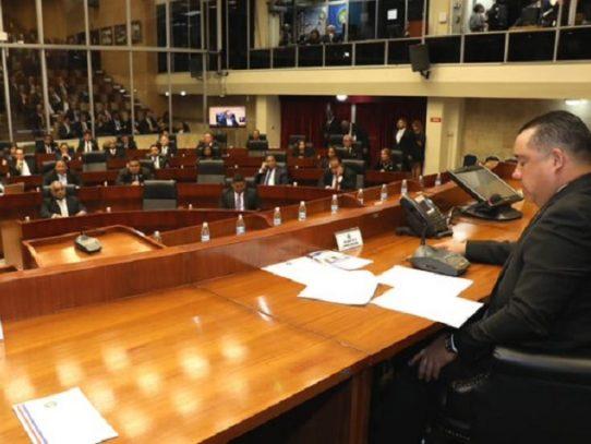AN instala la segunda legislatura del primer periodo