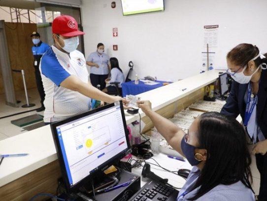 Reanuda atención al público oficina del TE en Metetí