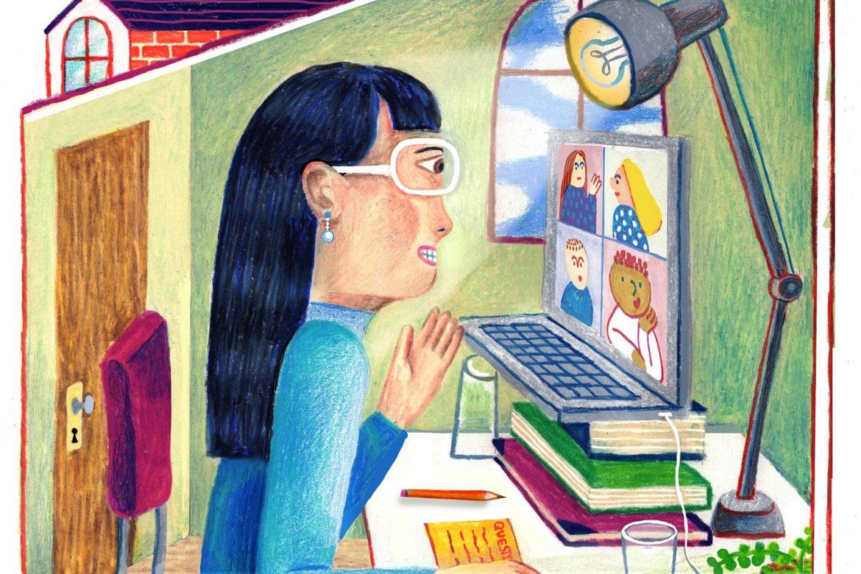 La pandemia de las lesiones causadas por el trabajo desde casa