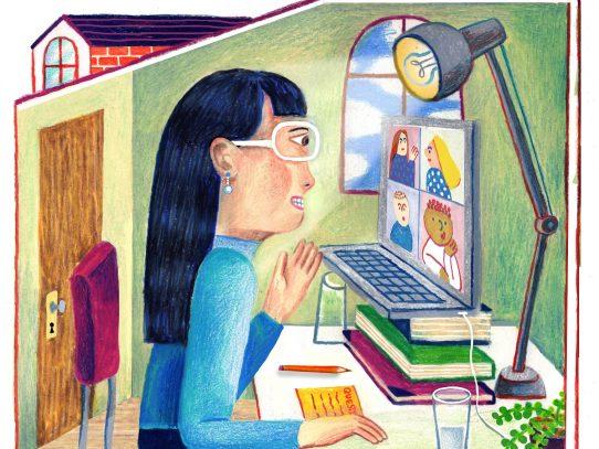Asegura el éxito en tu entrevista de trabajo en línea