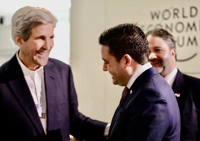 Presidente Cortizo espera visita de John Kerry a Panamá