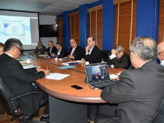 Instalan Comité Asesor de Alto Nivel Ad Honorem de la CSS