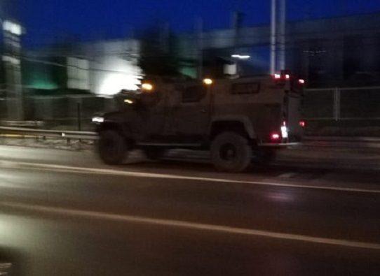 Ataques a sede policial prolongan la tensión en la periferia de Santiago de Chile