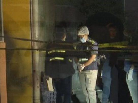 Mujer es asesinada a tiros en La Porqueriza