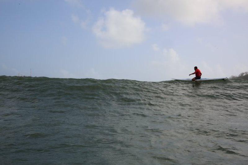 Sinaproc advierte fuertes oleajes para este domingo y lunes en el Caribe