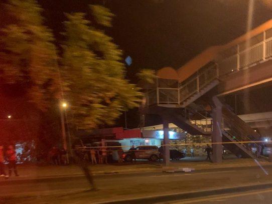 Otra persona se lanza de un puente en Veraguas