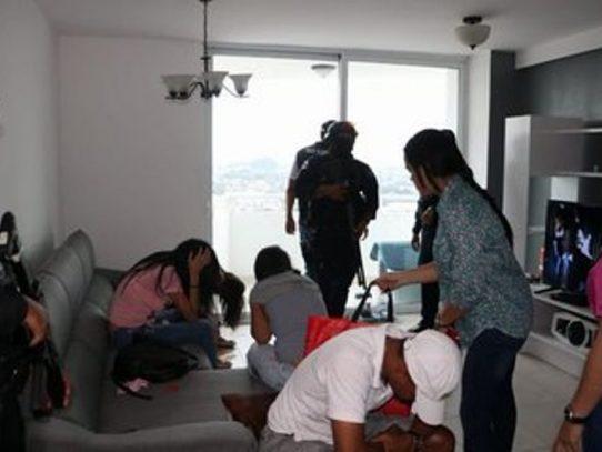 Capturan a venezolano requerido por delito de trata de personas