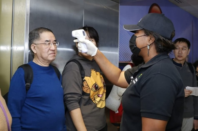 Minsa: No se ha presentado ningún caso sospechoso de coronavirus en Panamá
