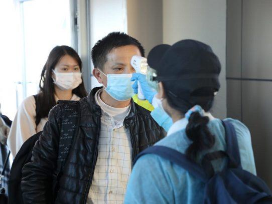Panamá amplia vigilancia para pasajeros provenientes de Italia y Corea del Sur