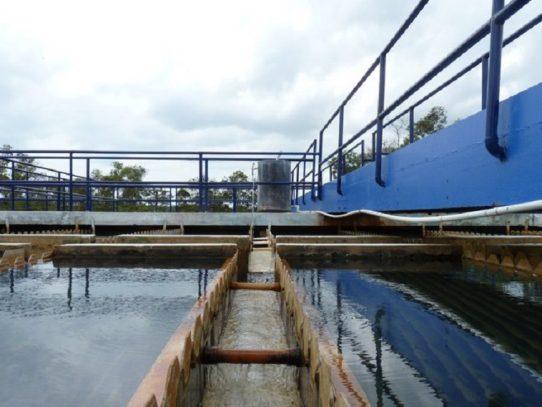 Incidencia en potabilizadora de La Chorrera mantiene sin agua a varios sectores