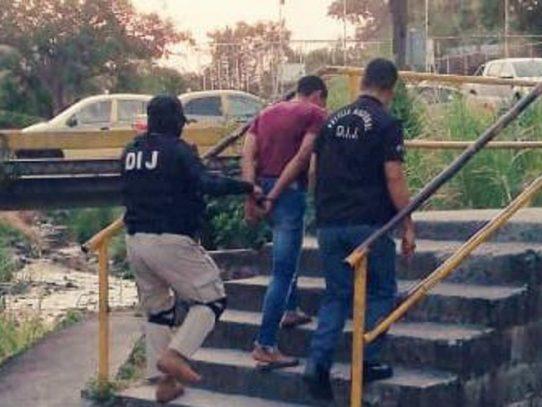Aprehenden a supuesto involucrado en asesinato de un taxista en San Miguelito