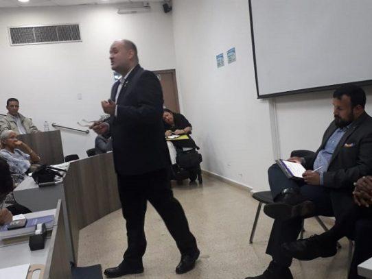 Magistrado Juncá se reúne con el Foro Ciudadano Pro Reformas Electorales