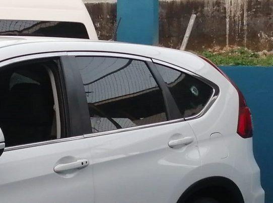Dos heridos por balacera en Colón