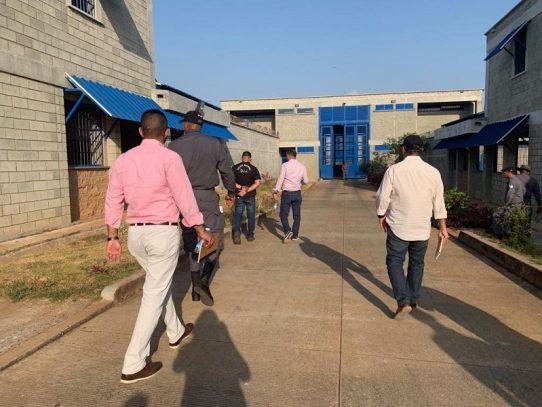 Inspeccionan La Nueva Joya durante investigación tras fuga de Ventura Ceballos