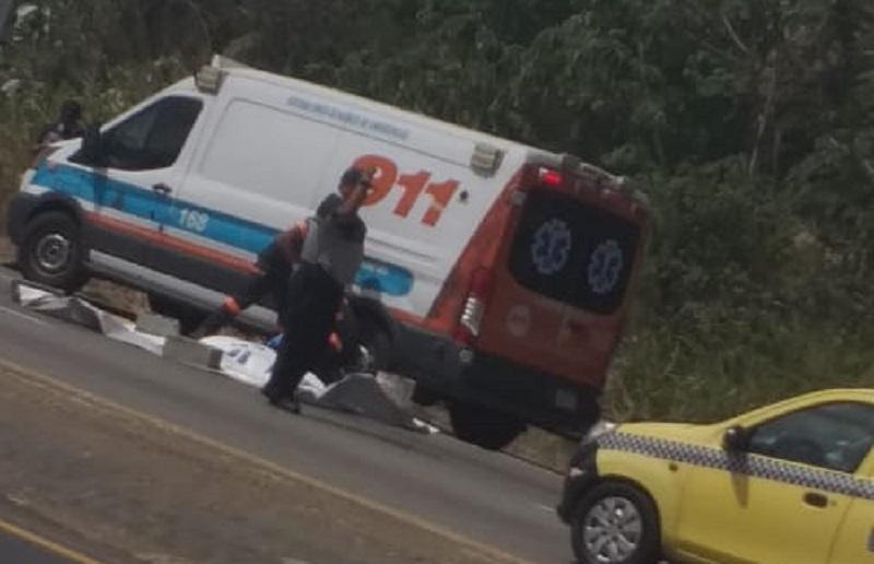 Hombre muere tras ser atropellado en Capira