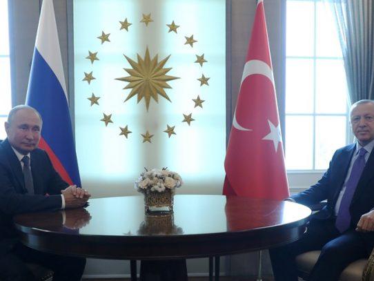 Erdogan recibe a Putin y Rohani para una cumbre tripartita sobre Siria