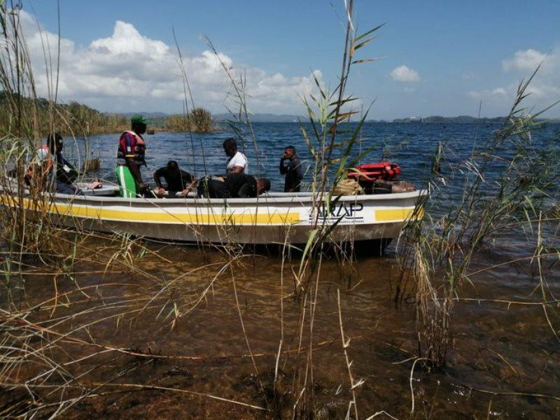 Ubican cuerpo sin vida de una persona que cayó al Lago Gatún