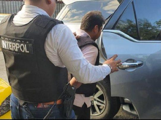 Interpol captura a presunto agresor sexual requerido por EE.UU.